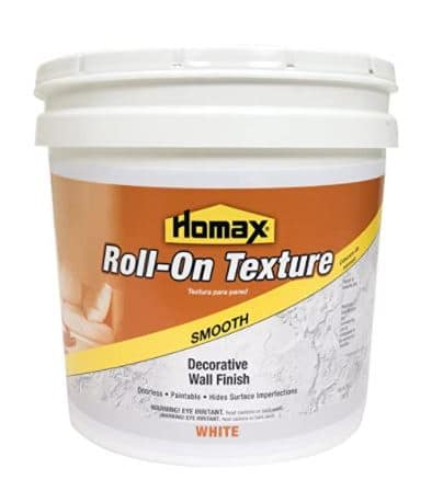 Homax Roll On Wall Texture