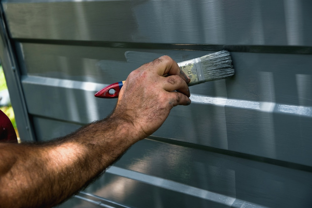 How To Paint Aluminum