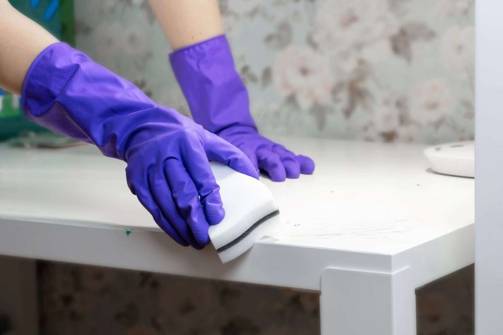 How to Remove Spray Paint From Wooden Furniture
