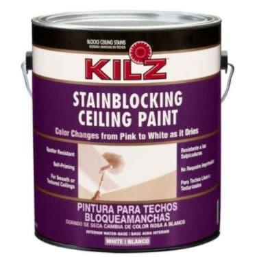 KILZ Color-Change White Ceiling Paint