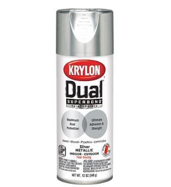 Krylon 'Dual' Superbond Paint and Primer