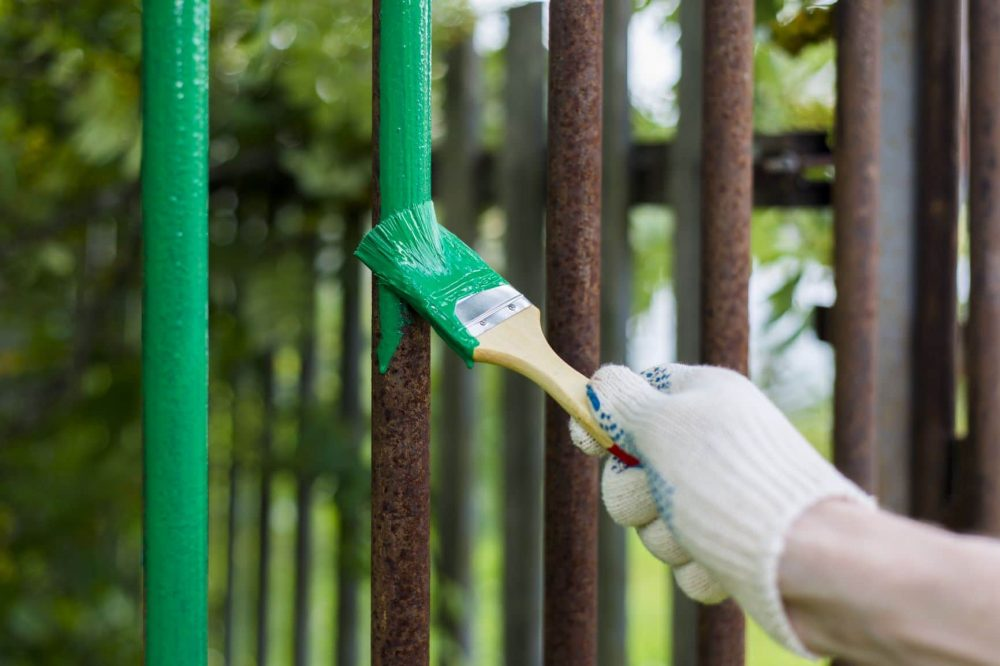 Paint Primers For Rusted Metal