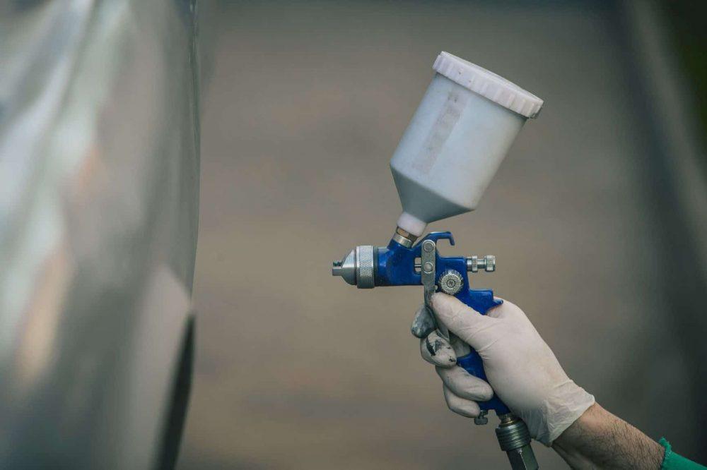 The 5 Best Automotive Paint Gun For Beginners