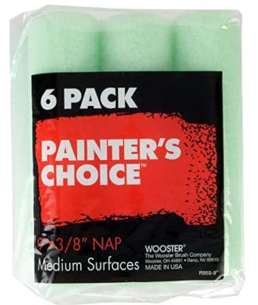 Wooster Painter's Choice Roller Cover