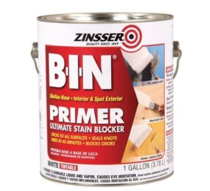 Zinsser B-I-N Shellac-Base Primer