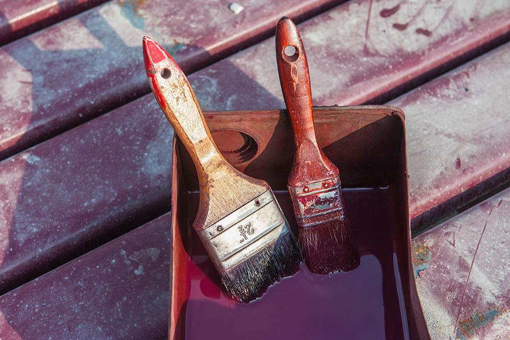 How to Dry Brush Paint