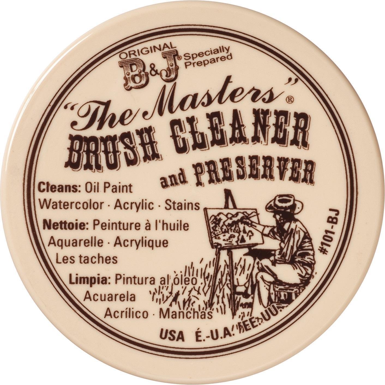 General 105-BP Pencil Masters Brush Cleaner & Preserver