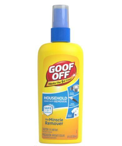 Goof Off Household Heavy Duty Remover