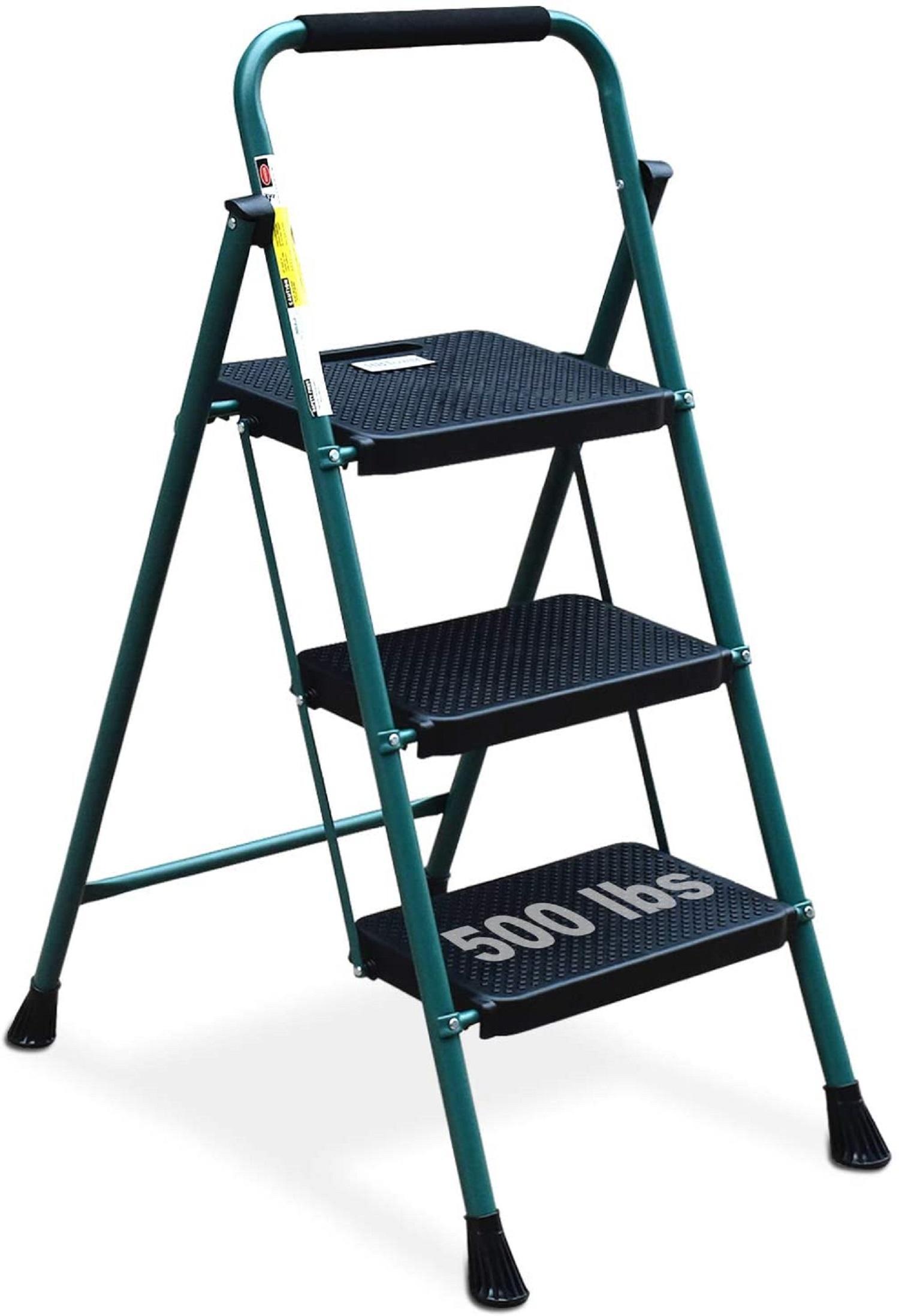 HBTower 3-Step Ladder