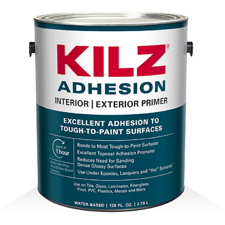 KILZ L211101 Adhesion High-Bonding Interior Latex Primer Sealer