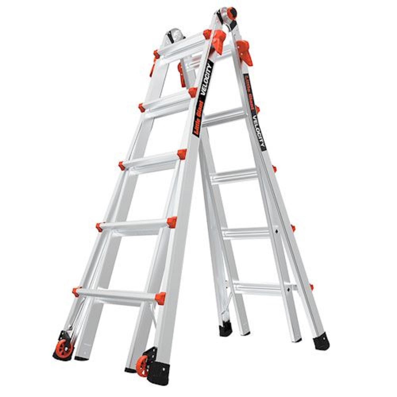 Little Giant Ladders Velocity 22ft Multi-Position Ladder