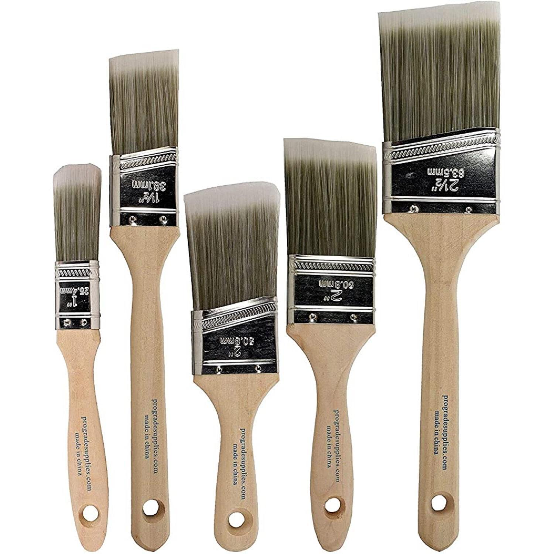 Pro Grade Paint Brushes