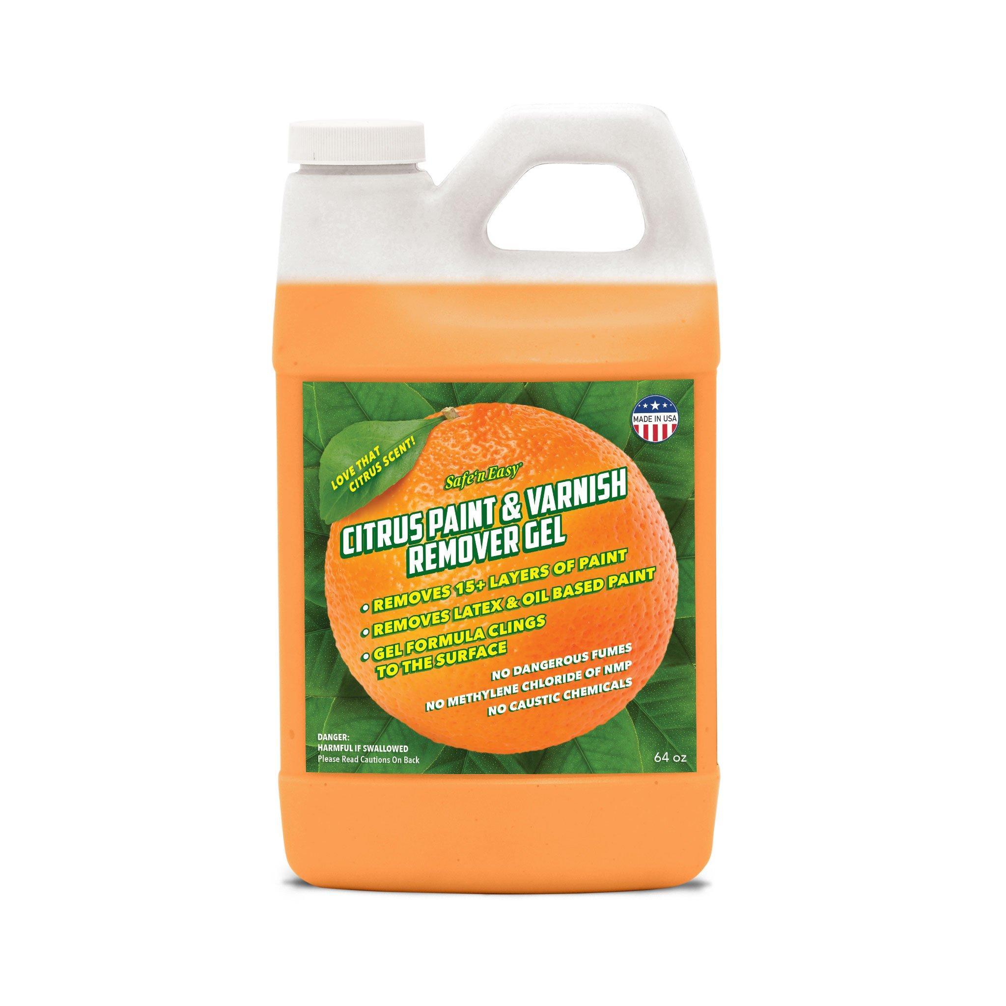 Safe 'n Easy Paint & Varnish Remover Gel