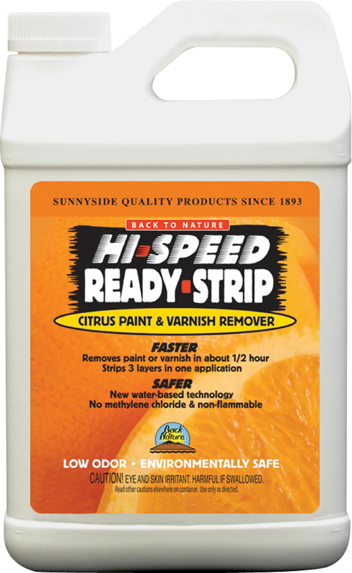 Sunnyside Corporation 65664 Hi-Speed Ready-Strip Citrus Paint & Varnish Remover