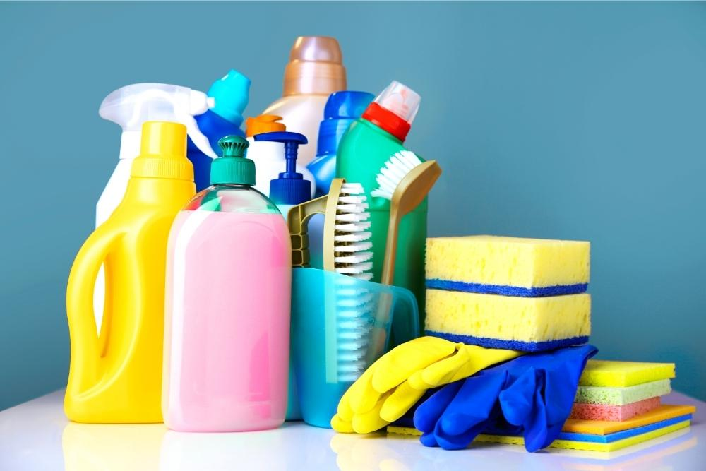 What household items can remove paint